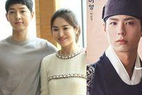 Song Joong Ki, Song Hye Kyo lại 'gây bão' khi chung tay tặng quà đàn em