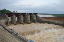 Hàng loạt hồ xả lũ, chuẩn bị đối phó với bão số 7