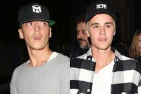 Mesut Ozil mừng sinh nhật cùng hộp đêm với Justin Bieber