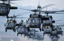 Quân đội Mỹ nhận trực thăng UH-60M Black Hawk thứ 1.000