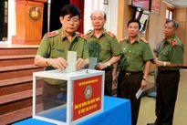 Học viện An ninh nhân phát động ' Ủng hộ đồng bào miền Trung bị thiệt hại do bão lũ'