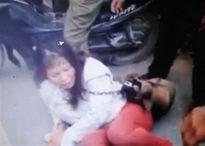 Người đàn bà bị đeo xác chó vào cổ là kẻ cắp chuyên nghiệp
