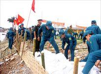 Bộ GDĐT ra công điện khẩn về phòng chống bão số 7