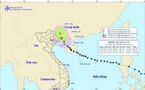 Bão số 7 càn quét biển Quảng Ninh từ 1 giờ chiều nay