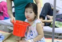 Gần 80 trẻ mầm non nhập viện nghi ngộ độc thực phẩm