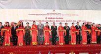 Khánh thành Trung tâm Hành động bom mìn Quốc gia Việt Nam