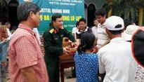 Cán bộ công nhân viên Viettel quyên góp, ủng hộ đồng bào miền Trung