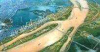 Địa ốc 24h: Siêu đô thị ven sông Hồng khó trở thành 'kỳ tích sông Hàn'