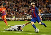 Barca-Man City 4-0: Sự khác biệt của Messi