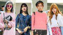 Ngày 2: Min tiếp tục chiễm chệ trong top street style đỉnh nhất cùng dàn fashionista Hàn