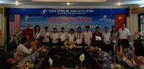 ĐH Mở TP.HCM trao học bổng cho sinh viên 6 tỉnh miền Trung