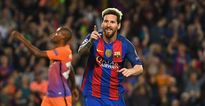 Messi lập hàng loạt kỉ lục sau màn tàn sát Man City