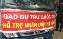 Hà Tĩnh: Không có việc lấy gạo cứu trợ bán cho tư thương