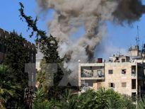 Bộ trưởng Anh tố Nga đang làm tình hình xấu đi ở Syria
