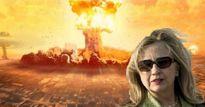 Bà Clinton 'lỡ' tiết lộ bí mật tên lửa hạt nhân Mỹ