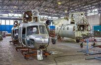 Ngạc nhiên: Nga hồi sinh trực thăng Mi-4 từ 'nghĩa địa'