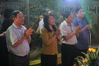 Những nén tâm nhang tưởng nhớ cô giáo liệt sỹ Bùi Thị Thanh Xuân và 30 học trò