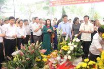 Xúc động tưởng nhớ cô giáo liệt sỹ Bùi Thị Thanh Xuân