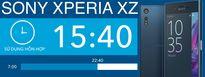 Đánh giá chi tiết thời lượng pin Sony Xperia XZ - sử dụng hỗn hợp hơn 15 tiếng
