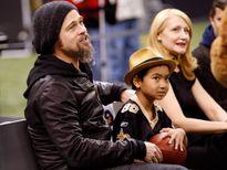 Con trai lớn đã đồng ý gặp Brad Pitt