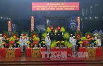 Lễ tang các phi công máy bay rơi ở Bà Rịa-Vũng Tàu