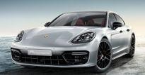 Porsche Panamera Turbo 2017 'lộ hàng' trước ngày ra mắt