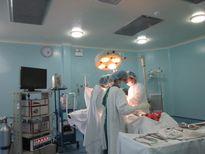 Lần đầu tiên cứu sống bệnh nhân vỡ thai ngoài tử cung tại bệnh viện huyện