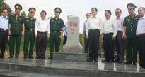 Sớm hoàn tất phân giới, cắm mốc biên giới Việt Nam-Campuchia