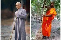Đệ nhất Thiếu Lâm khoe tuyệt kỹ 'tay sắt' trước đại chiến Buakaw
