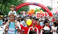 Chạy bộ gây quỹ từ thiện Fun Run 2016 sẽ diễn ra vào tháng 11
