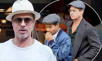 Sau nghi án bị bạo hành, cuối cùng Maddox cũng chịu gặp Brad Pitt