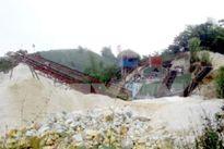 Thanh Hóa đóng cửa nhiều mỏ khai thác đá vôi làm vật liệu xây dựng