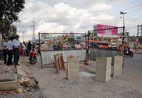 Chạy theo xe buýt, người đàn ông lọt hố ga tử vong ở Sài Gòn