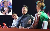 Đàm Vĩnh Hưng chỉ Trấn Thành là người thứ ba trên sóng truyền hình