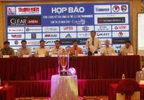 Họp báo VCK Giải bóng đá U21 quốc gia Báo Thanh Niên 2016