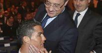 """Real: Chủ tịch Perez từ chối """"yêu sách"""" của Ronaldo"""