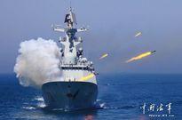 Tàu chiến Trung Quốc ghé cảng Cam Ranh của Việt Nam