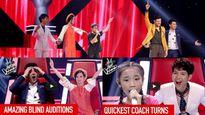 Ngọc Quang, Thùy Dung lọt vào xếp hạng những giọng ca nhí ấn tượng nhất thế giới