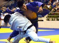 186 VĐV dự giải judo quốc tế Việt Nam 2016