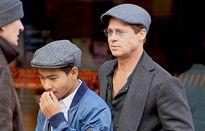 Brad Pitt có cuộc gặp gỡ thứ 2 với các con, cuối cùng Maddox đã chịu gặp cha