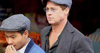 Brad Pitt lần đầu gặp con trai Maddox sau cáo buộc bạo hành