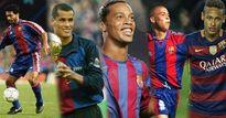 Neymar trên con đường tiếp nối truyền thống Brazil ở Barca