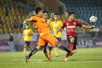 U.21 Long An 0-0 U.21 Đồng Tháp: Hiếm bàn thắng