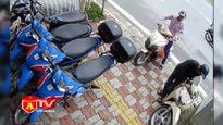 Trộm cắp xe máy - Thủ đoạn cũ, nạn nhân mới