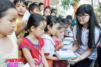 Các tổ chức, cá nhân tiếp tục hướng về người dân vùng lũ Hà Tĩnh