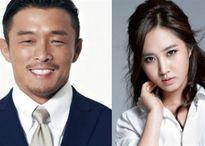 Choo Sung Hoon và Yuri nhóm SNSD xuất hiện trên chương trình truyền hình mới.