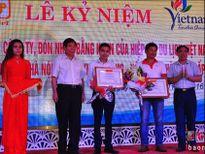 Phucgroup đón nhận bằng khen của Hiệp hội du lịch VIệt Nam