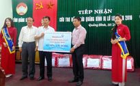 Công đoàn Vietinbank hỗ trợ người dân Quảng Bình 3 tỉ đồng khắc phục thiệt hại do mưa lũ
