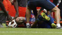 Iniesta ngồi ngoài từ 6-8 tuần vì chấn thương dây chằng