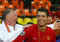 Sir Alex ca ngợi Ronaldo là thiên tài nỗ lực